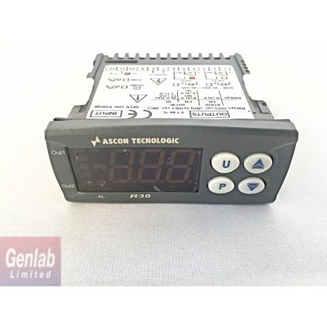 Genlab controller type  R38